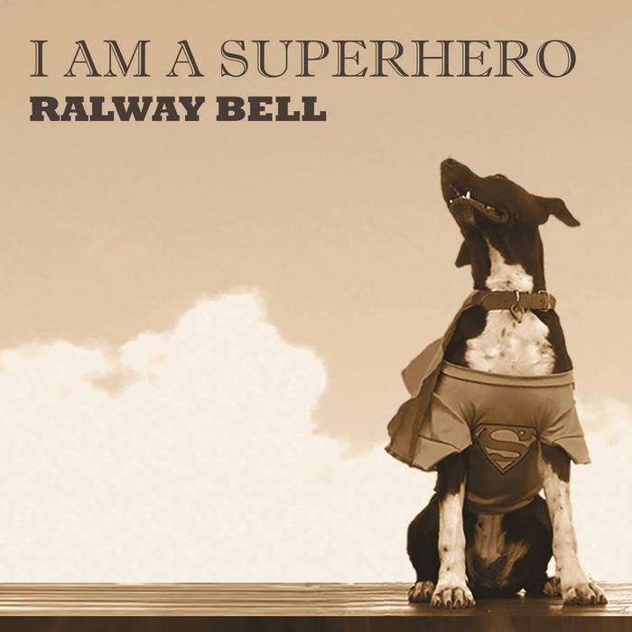 I Am A Superhero cover art