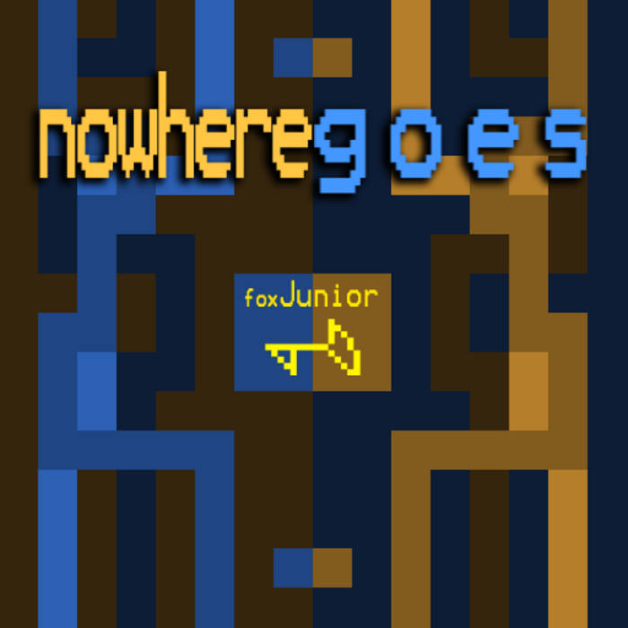 Nowhere Goes cover art