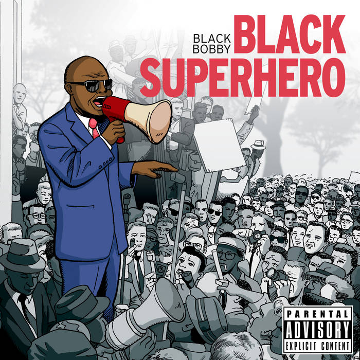 Black Superhero & You Like Me (Radio Edit) cover art