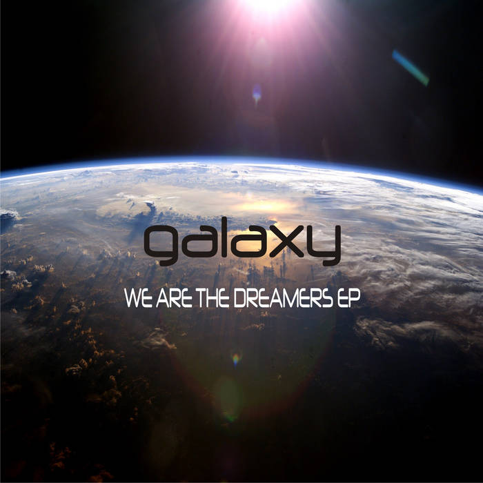 WE ARE THE DREAMERS EP cover art