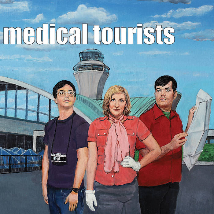 Medical Tourists cover art