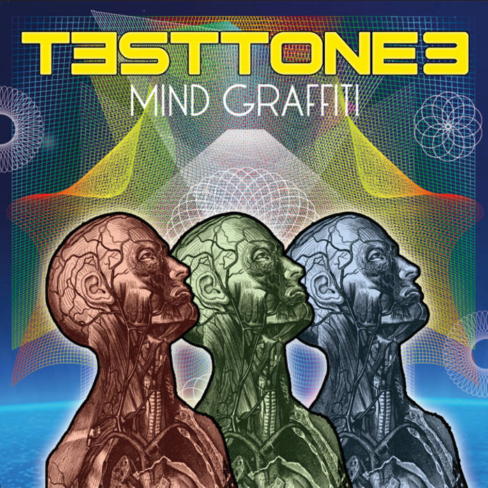 Mind Graffiti cover art