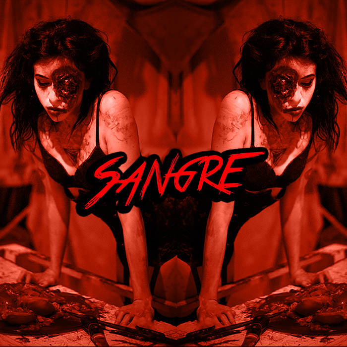 Sangre cover art