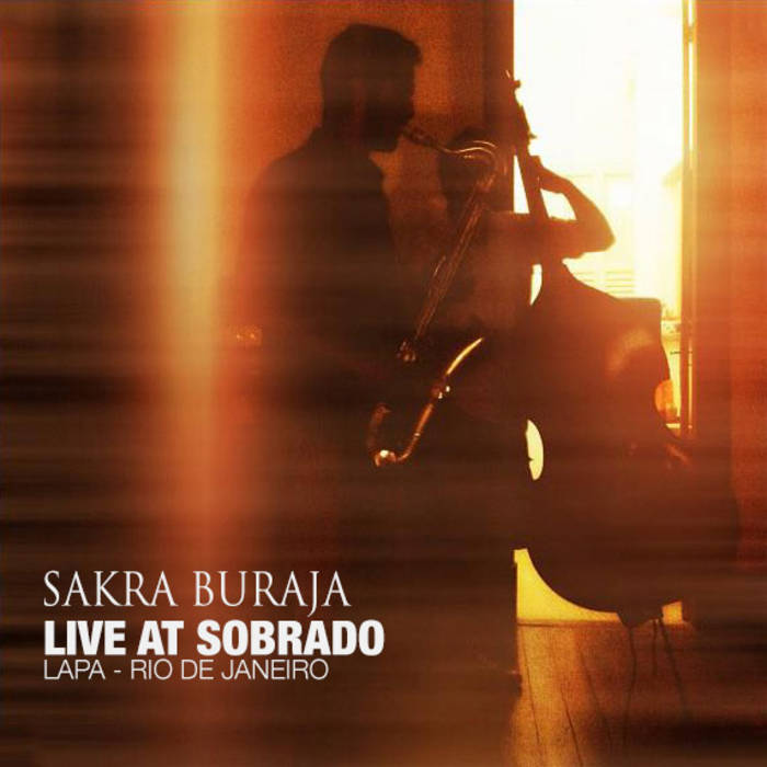 Live at Sobrado cover art