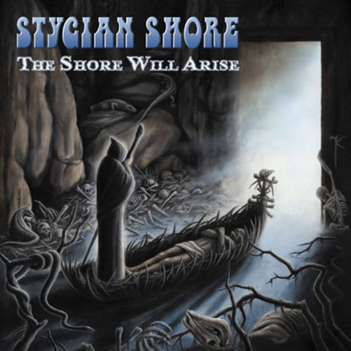 The Shore Will Arise cover art
