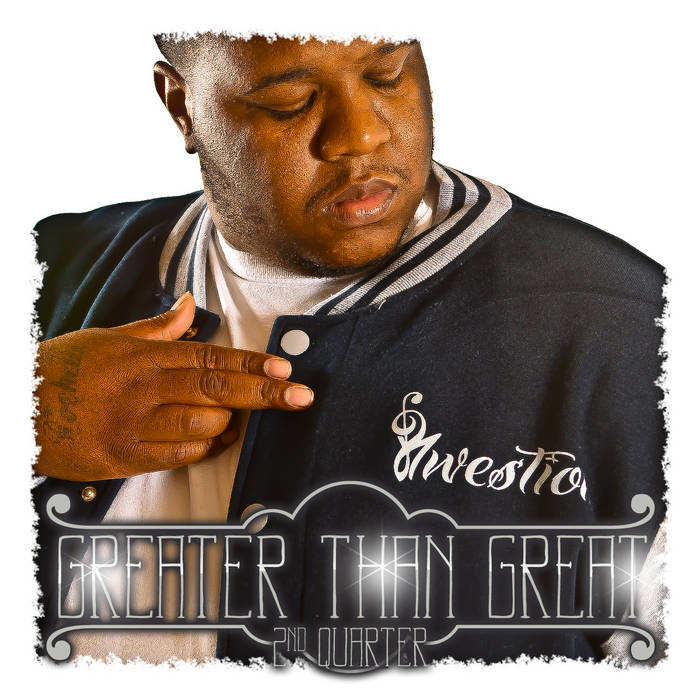 Greater Than Great 2nd Quarter cover art