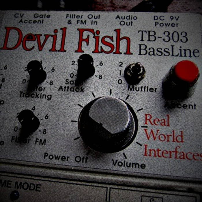 Sounds of the Devilfish cover art