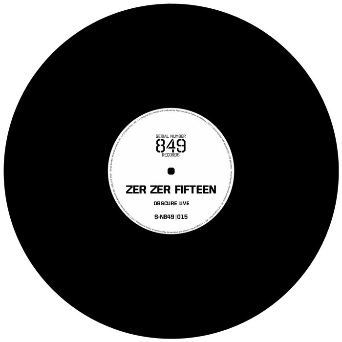 Zer Zer Fifteen cover art