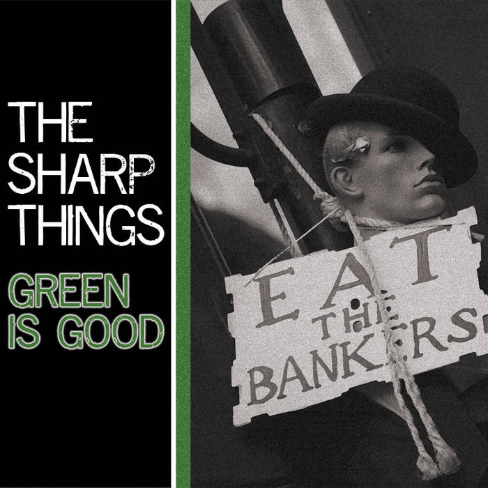Green Is Good cover art