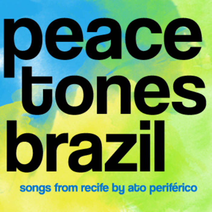 PeaceTones® Brazil cover art