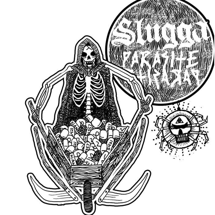 PARASITE SINGLE cover art