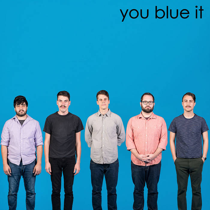 You Blue It cover art