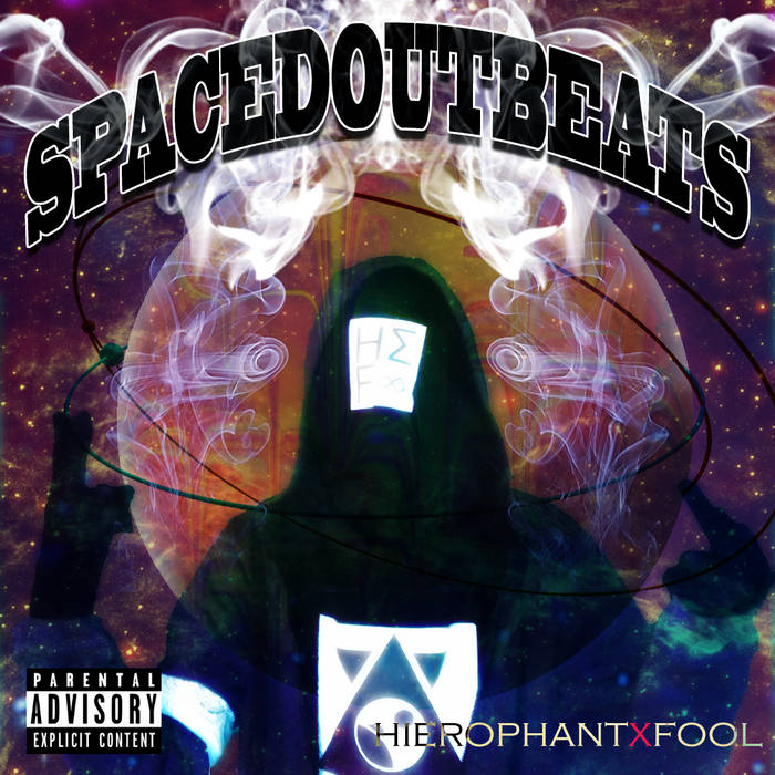 SPACEDOUTBEATS cover art