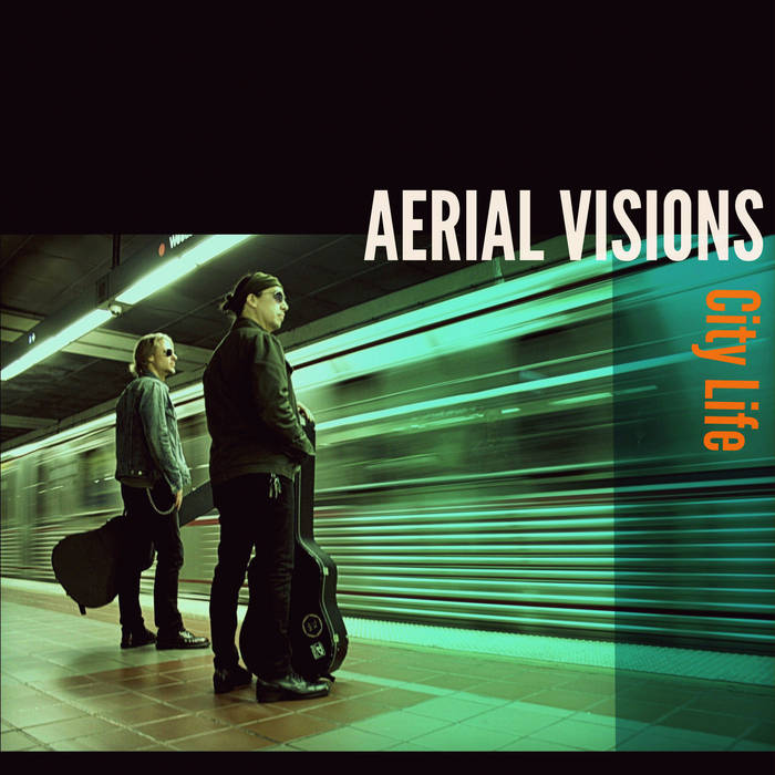 Aerial Visions - City Life cover art