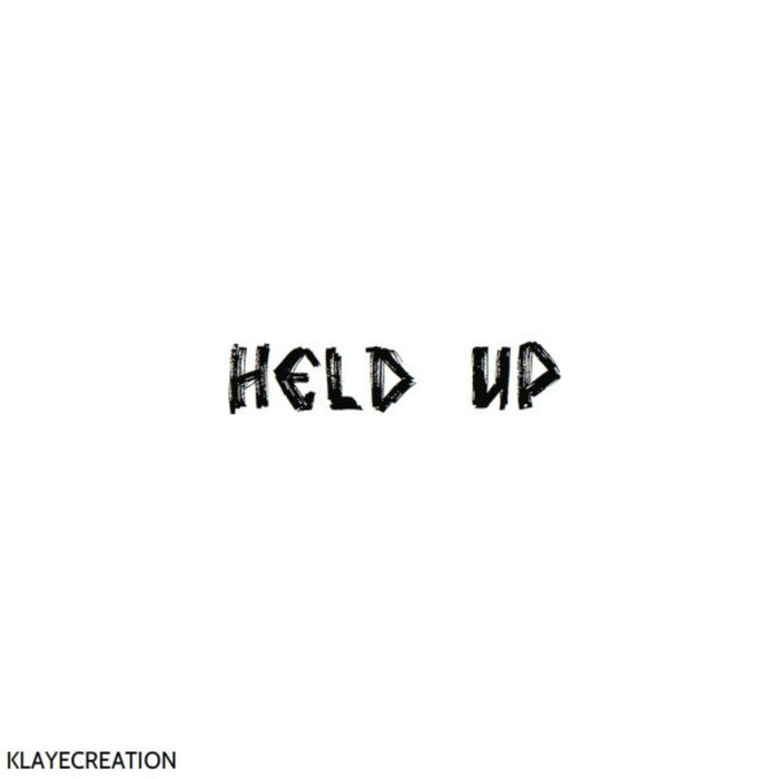 HELD UP cover art