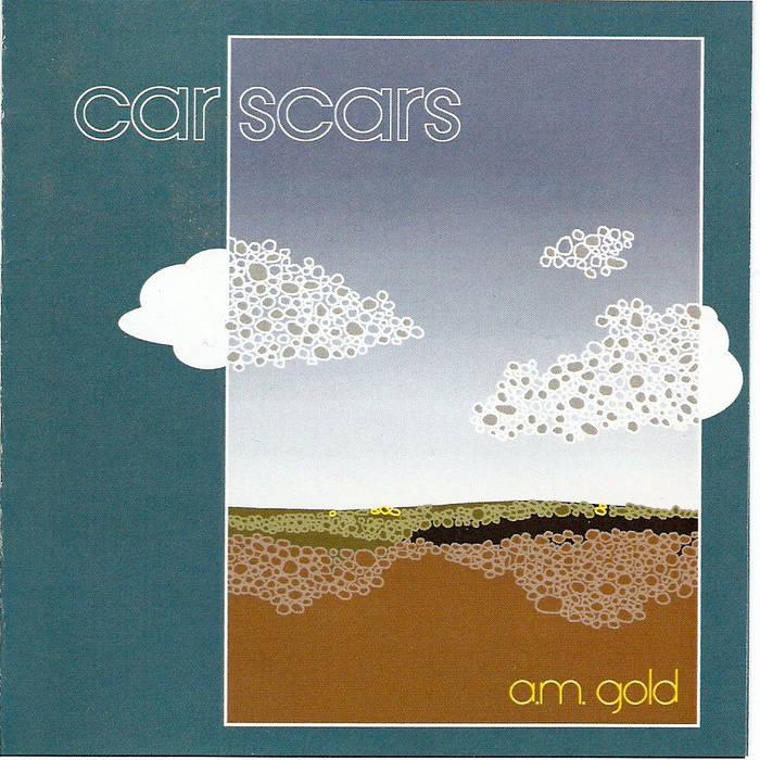 Car Scars - A.M. Gold cover art