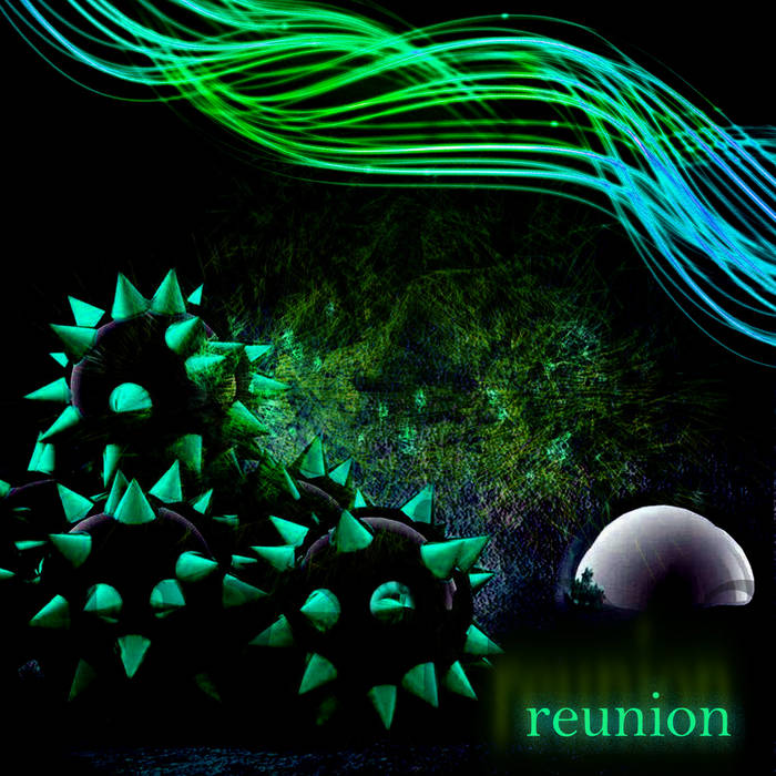 Reunion - EP cover art