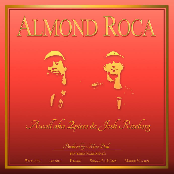 Almond Roca cover art