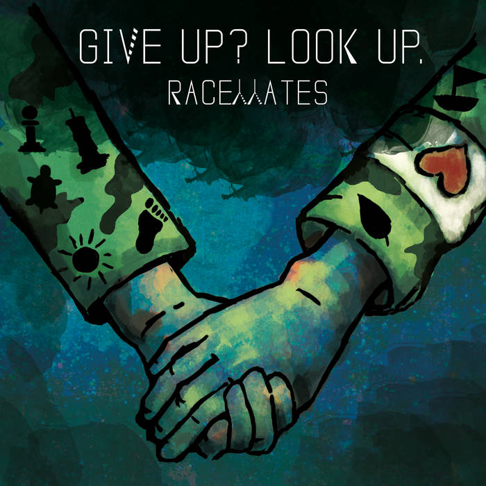 Give Up? Look Up. cover art