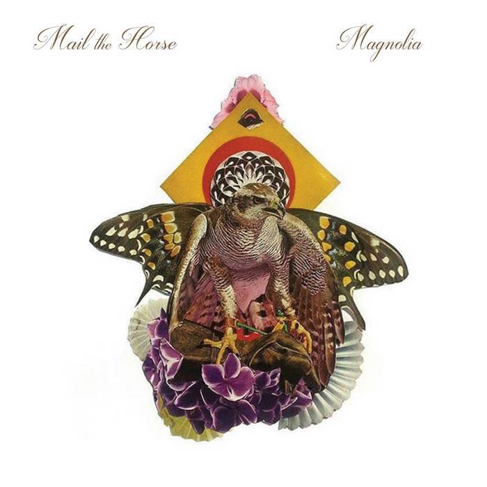 Magnolia (EP) cover art