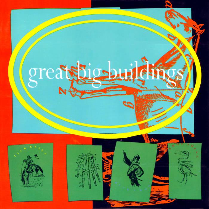 Great Big Buildings cover art