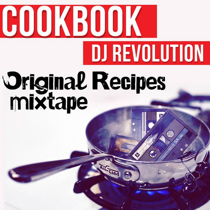 Original Recipes MixTape cover art