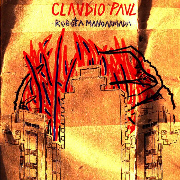 Robot a Mano Armada cover art