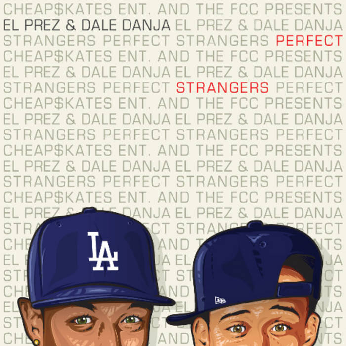 Perfect Strangers cover art