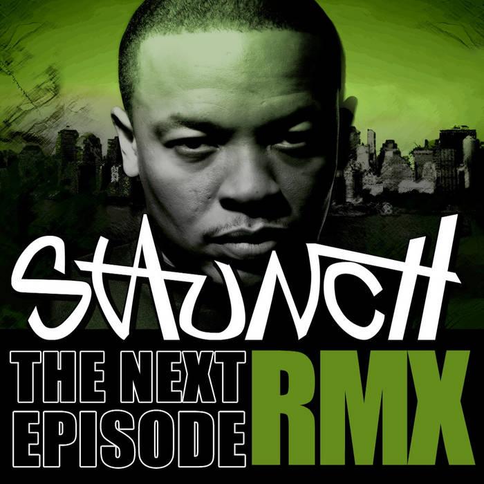 The Next Episode Rmx cover art