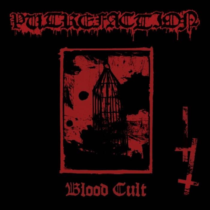 Putrefaction - Blood Cult LP cover art