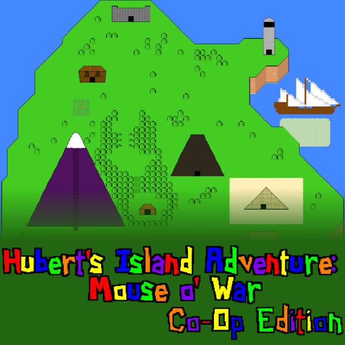 Hubert's Island Adventure: Mouse o' War Soundtrack cover art