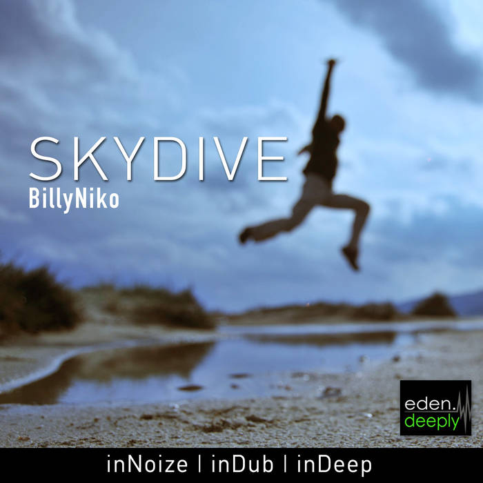 ED018 Billy Niko - Skydive EP cover art