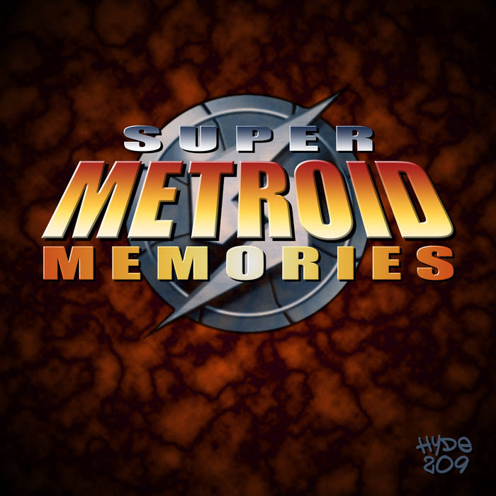 Super Metroid Memories cover art