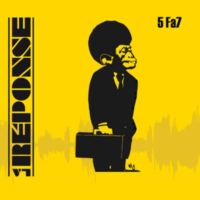 La Réponse - 5 Fa7 cover art