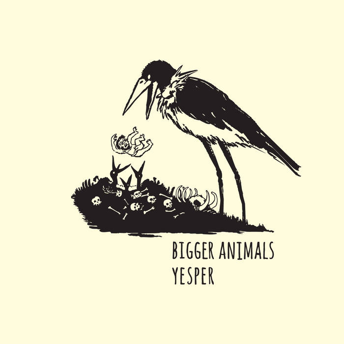 Bigger Animals cover art