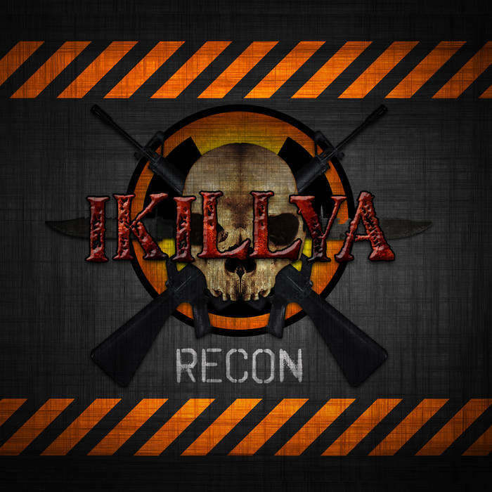Recon cover art
