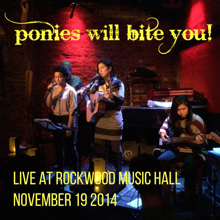 Live at Rockwood with Friends 11/19/14 cover art