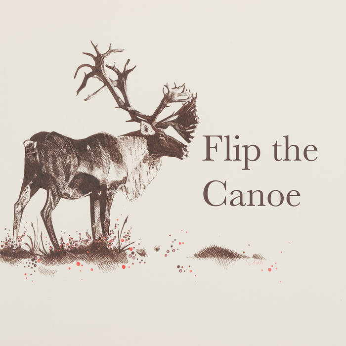 Flip the Canoe EP cover art