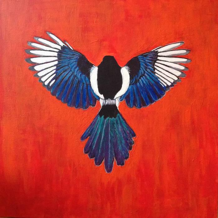 The bird is not the metaphor cover art
