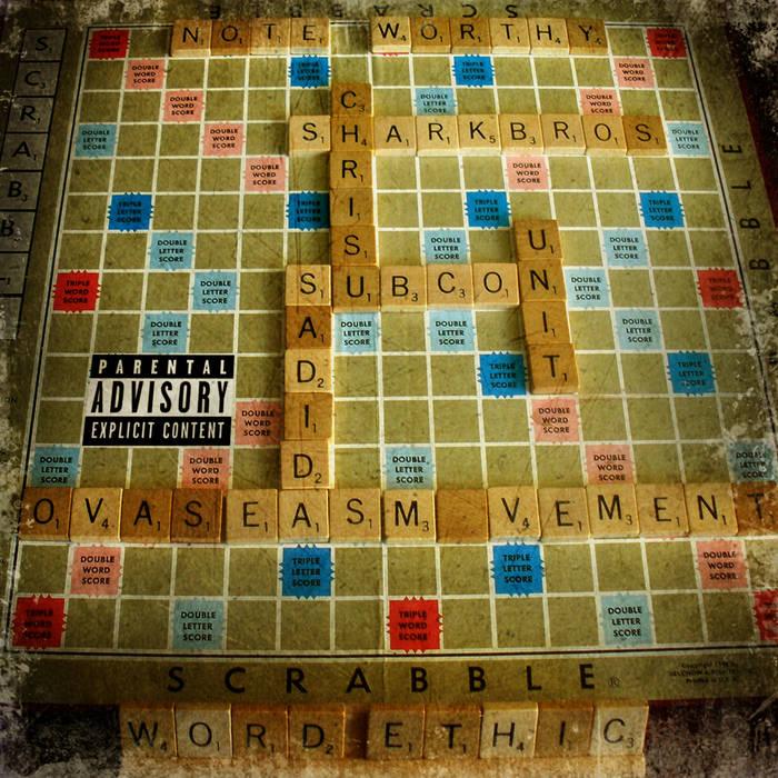 Note Worthy(Subcon & Sadida)-Word Ethic LP cover art
