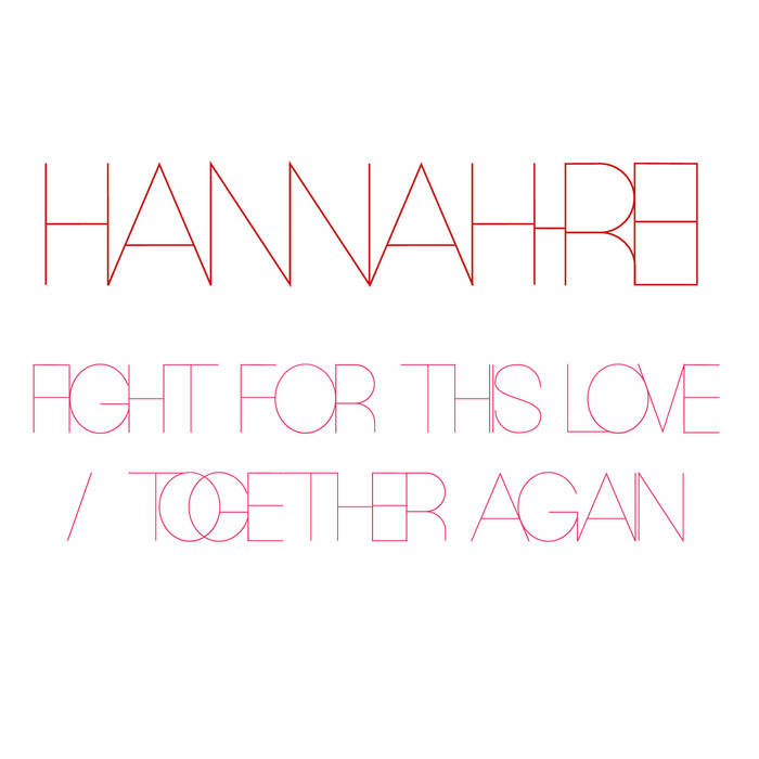 Fight For This Love/Together Again cover art