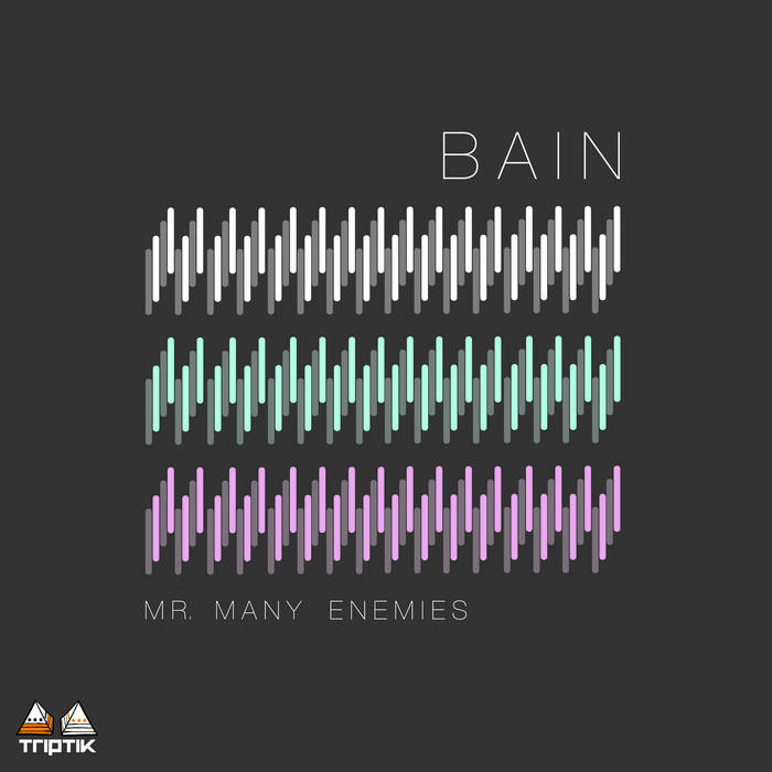 Mr. Many Enemies cover art