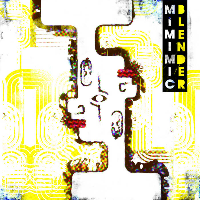 Blender cover art