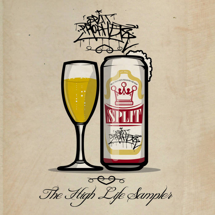 Split Prophets- High Life Sampler cover art