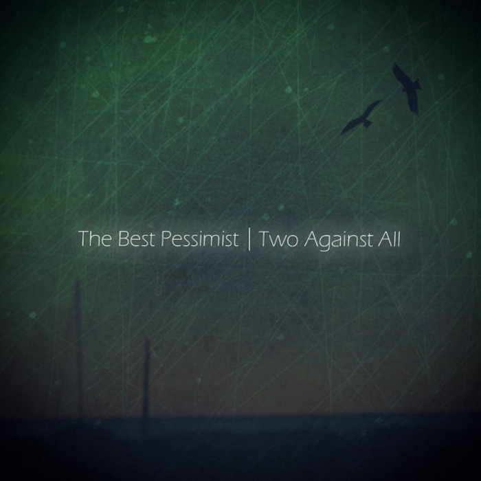 Two Against All (EP) cover art