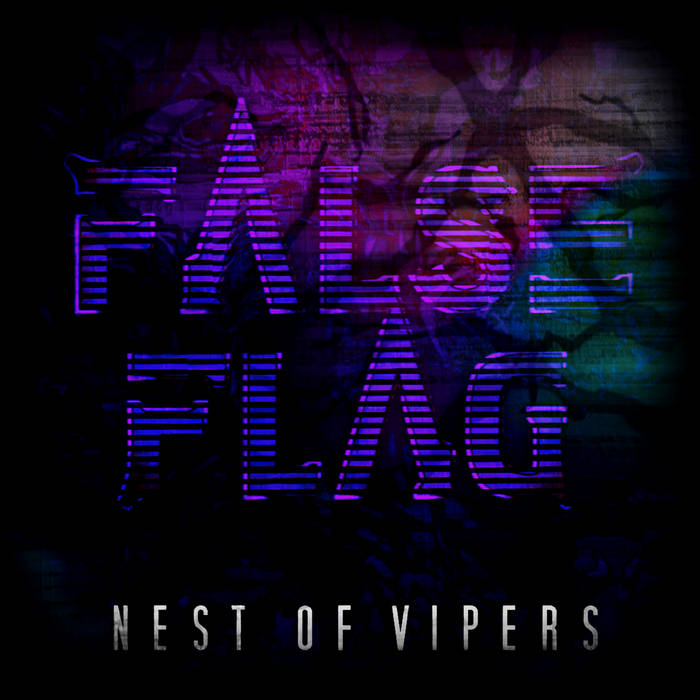 Nest Of Vipers EP cover art