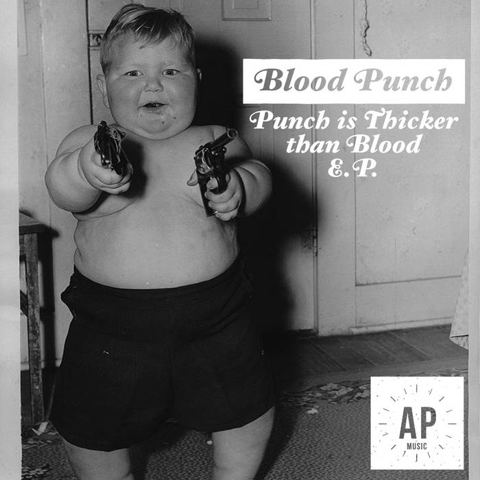Punch Is Thicker Than Blood cover art