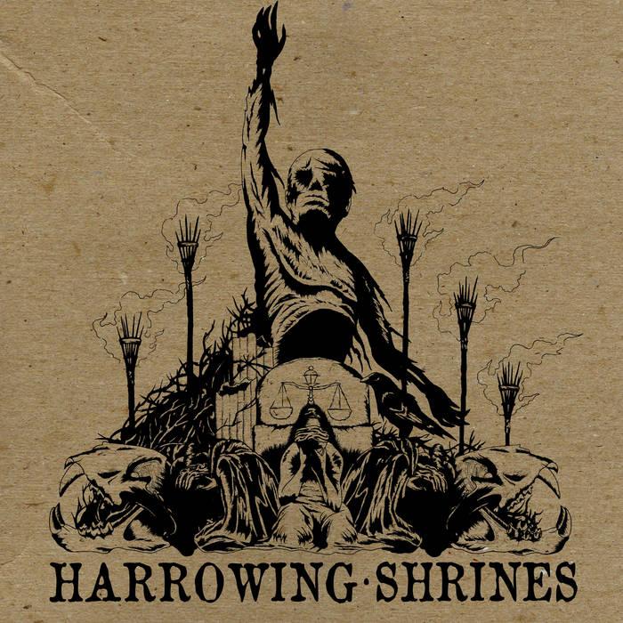 Shrines cover art