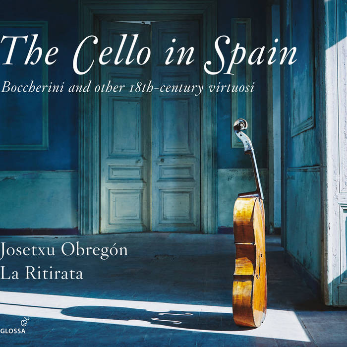 The Cello in Spain cover art