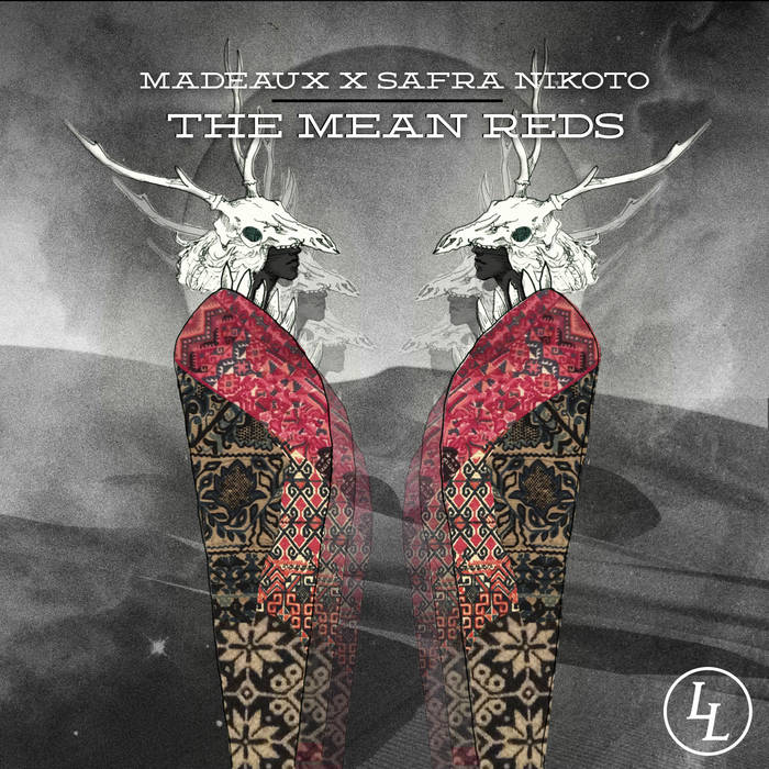 The Mean Reds EP cover art
